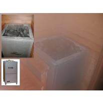 Sähkökiuas Aino Classic, alumiini 6kW (6-12m³)