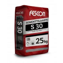 Sementtilaasti Fescon S30 25 kg