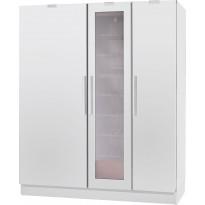 KylmäkeskusyhdistelmäFestivo Trio, 165cm, valkoinen