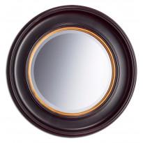 Kehyspeili Romantica, musta, 22318, 680mm pyöreä