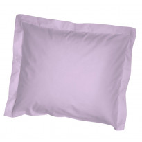 Satiinisiipityynyliina, roosa, 55x65