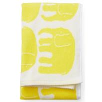 Käsipyyhe Elefantti, keltainen, 50x70
