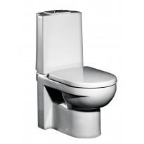 WC-istuin ARTic GBG 4300, softclose-kannella, S-lukko, 3/6l huuhtelu, CeramicPlus, valkoinen