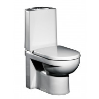 WC istuin Artic, GBG 4310, design, kaksoishuuhtelu 3/6l