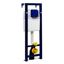 Seinä-WC-elementti Triomont XS, leveys 380mm, Verkkokaupan poistotuote