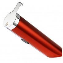 Coloric pesuallashana, alumiinia, punainen, korkeus 170mm