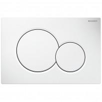 Huuhtelupainike Sigma01, valkoinen