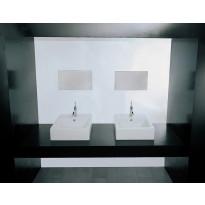 Pesuallas Fouri Box, 500x480 mm, valkoinen
