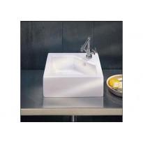 Pesuallas Fuori Box Angolare, 450x450 mm, valkoinen
