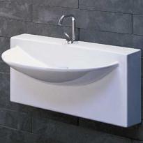 Pesuallas Wall Mini, 450x380 mm, valkoinen