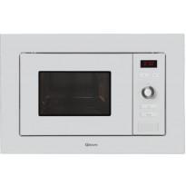 Mikroaaltouuni Gram IM 2611-90 W, 388x595x344mm, valkoinen, integroitava, Verkkokaupan poistotuote