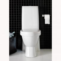 WC-istuin Kioto, valkoisella kannella