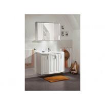 Kylpyhuoneryhmä Next Vision 900 peilikaapilla, structure, valkoinen