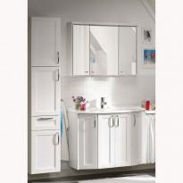 Kylpyhuoneryhmä Next Vision 900 peilikaapilla, frame, valkoinen