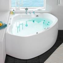 Poreallas Aqua 140C Deluxe, 346L, 1230x1435mm