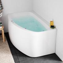 Poreallas Aqua 160R Premium, 290L, 1545x945mm, oikeakätinen