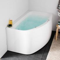 Poreallas Aqua 160L Premium, 290L, 1545x945mm, vasenkätinen
