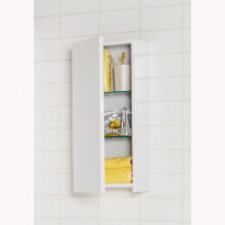 Seinäkaappi East, 650x300x145mm, valkoinen
