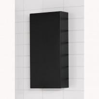 Seinäkaappi East, 650x300x145mm, musta