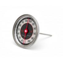 Lihalämpömittari Jumbo 19, 40-100°C/°F, ø9cm