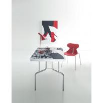 iMultifunzione OPERA kaksois-toiminto taulupöytä, 120x80x75cm