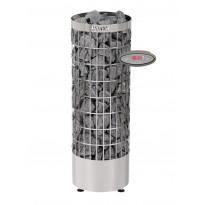 Sähkökiuas Harvia Cilindro PC70EE, 6.8kW, 6-10m³, erillinen ohjaus, Verkkokaupan poistotuote