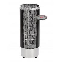 Sähkökiuas Cilindro PC90HEE, 9,0kW (8-14m³), Tammiston poistotuote
