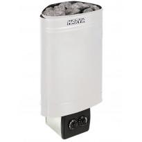 Sähkökiuas Harvia Delta D23, 2.3kW, 1.3-2.5m³, kiinteä ohjaus, Verkkokaupan poistotuote