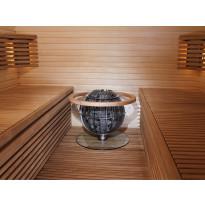 Sähkökiuas Globe GL110, 11kW, sisältää ohjauspaneelin (9-15m³), Tammiston poistotuote