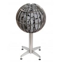 Teleskooppijalusta Globe HGL3, Globe-kiukaille