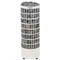 Sähkökiuas Cilindro VE PC70VE, 6,8kW (6-10m³), valkoinen, ohjataan erillisellä ohjauskeskuksella