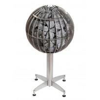 Sähkökiuas Harvia Globe GL70, 7kW, 6-10m³, erillinen ohjaus