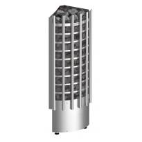 Sähkökiuas Harvia Glow Corner TRCE90, 9kW, 8-14m³, erillinen ohjaus