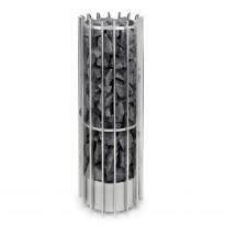 Sähkökiuas Helo Rocher 70 DE, 6.8kW, 5-9m³, erillinen ohjaus, Verkkokaupan poistotuote