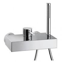 Axor Starck amme- ja suihkuhana suihkuletkulla ja käsisuihkulla (10601000)