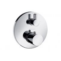 Suihku- ja ammetermostaatti Ecostat S, piiloasennukseen (15721000)