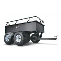 Kuljetusvaunu Tandem Axle ATV Cart, kantavuus 450kg
