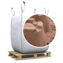 Hiekkalaatikkohiekka Viheraarni 0-4mm 1000 kg