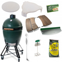 Hiiligrilli Big Green Egg, Pizza-paketti, Large