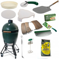 Hiiligrilli Big Green Egg, Pizza-paketti, Large Plus