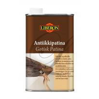 Antiikkipatina Liberon, 500ml (100203)