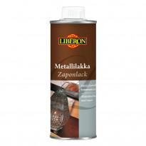Metallilakka Liberon, väritön, 250ml (100211)