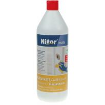 Maalarinpesu Nitor, 1000ml, täyttöpakkaus, ilman sumutinta