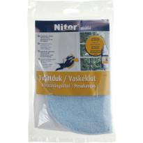 Pesukangas Nitor, mikrokuitu ja tavallinen pinta