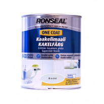 Ronseal kaakelimaali 750ml Brilliant white Valkoinen satiini
