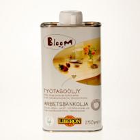 Työtasoöljy Bloom, 250ml, väritön (052341)