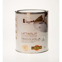 Lattiaöljy Bloom, 1L, väritön (066950)