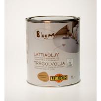 Lattiaöljy Bloom, 1L, vaaleanruskea (066952)