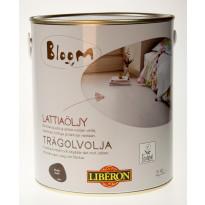 Lattiaöljy Bloom, 2,5L, musta (066953)