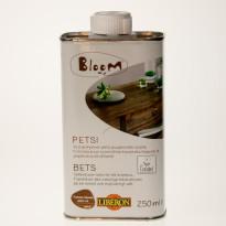 Petsi Bloom, vesiohenteinen, 250ml, tumma tammi